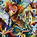 Musical Maturity  by Leonid Afremov
