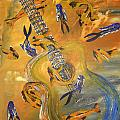 Musical Waters by Ann Mikhail