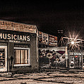 Musicians Union by Ray Congrove