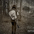 Music's Walking Trail by Michael Waters