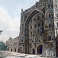 Musjid At Jaunpur by William Hodges
