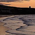 Mussenden Sunset by Nigel R Bell