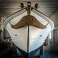 Mustache Boat by Paul Freidlund