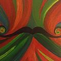 Mustache by Mya Soliman