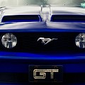 Mustang Gt by Bill Cannon