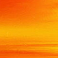 Mute Sunset by John Edwards