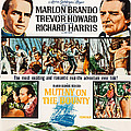 Mutiny On The Bounty, Us Poster Art by Everett