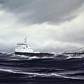 mv Tadoussac by Captain Bud Robinson