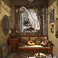 My Art In The Interior Decoration - Morocco - Elena Yakubovich by Elena Yakubovich