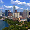 My Austin Skyline No Signature Text by James Granberry