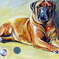 My Ball by Adele Pfenninger
