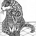 My Cat by Lamarr Kramer