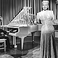 My Dream Is Yours, Doris Day, In A Gown by Everett