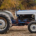 My Faithful Tractor by Image Takers Photography LLC - Carol Haddon
