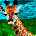 My Favorite Giraffe by Bruce Nutting
