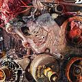 My Gears Still Grid by The Artist Project