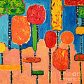 My Happy Trees 2 by Ana Maria Edulescu