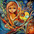 My Little Mermaid Betsy by Elena Kotliarker