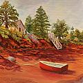 My Little Red Dory by Lorraine Vatcher