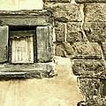 My Little Window by George Buxbaum