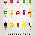 My Mario Ice Pop - Univers by Chungkong Art
