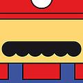 My Mariobros Fig 01 Minimal Poster by Chungkong Art