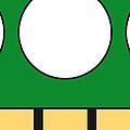 My Mariobros Fig 05b Minimal Poster by Chungkong Art