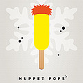 My Muppet Ice Pop - Beaker by Chungkong Art