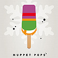 My Muppet Ice Pop - Dr Teeth by Chungkong Art