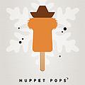 My Muppet Ice Pop - Fozzie Bear by Chungkong Art