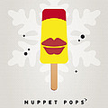 My Muppet Ice Pop - Janice by Chungkong Art