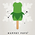My Muppet Ice Pop - Kermit by Chungkong Art