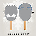 My Muppet Ice Pop - Statler And Waldorf by Chungkong Art