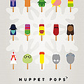 My MUPPET ICE POP - UNIVERS by Chungkong Art