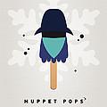My Muppet Ice Pop - Zoot by Chungkong Art
