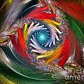 My My Beautiful Laundrette-fractal Art by Karin Kuhlmann