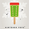 My Nintendo Ice Pop - King Bowser by Chungkong Art