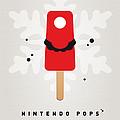 My Nintendo Ice Pop - Mario by Chungkong Art