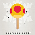 My Nintendo Ice Pop - Mega Mushroom by Chungkong Art