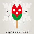 My Nintendo Ice Pop - Piranha Plant by Chungkong Art