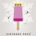 My Nintendo Ice Pop - Princess Peach by Chungkong Art