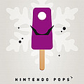My NINTENDO ICE POP - Waluigi by Chungkong Art