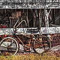 My Old Bike by Debra and Dave Vanderlaan
