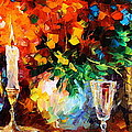 My Old Thoughts by Leonid Afremov