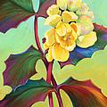 My Oregon Grape by Sandi Whetzel