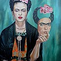 My Own Frida by Violetta Tar
