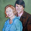 My Parents by Bryan Bustard