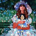My Pierrot by Anastasija Kraineva