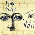 My Pink Floyd Wall by Todd Spaur