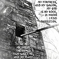 My Rock And Fortress by Debbie Nobile
